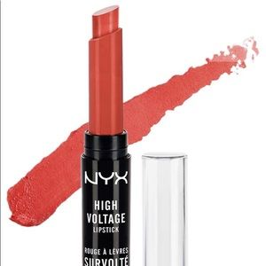 B2G2 NYX High Voltage Creamy Lipstick in Rockstar
